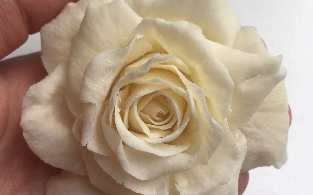 Szülinapi cukor rózsa