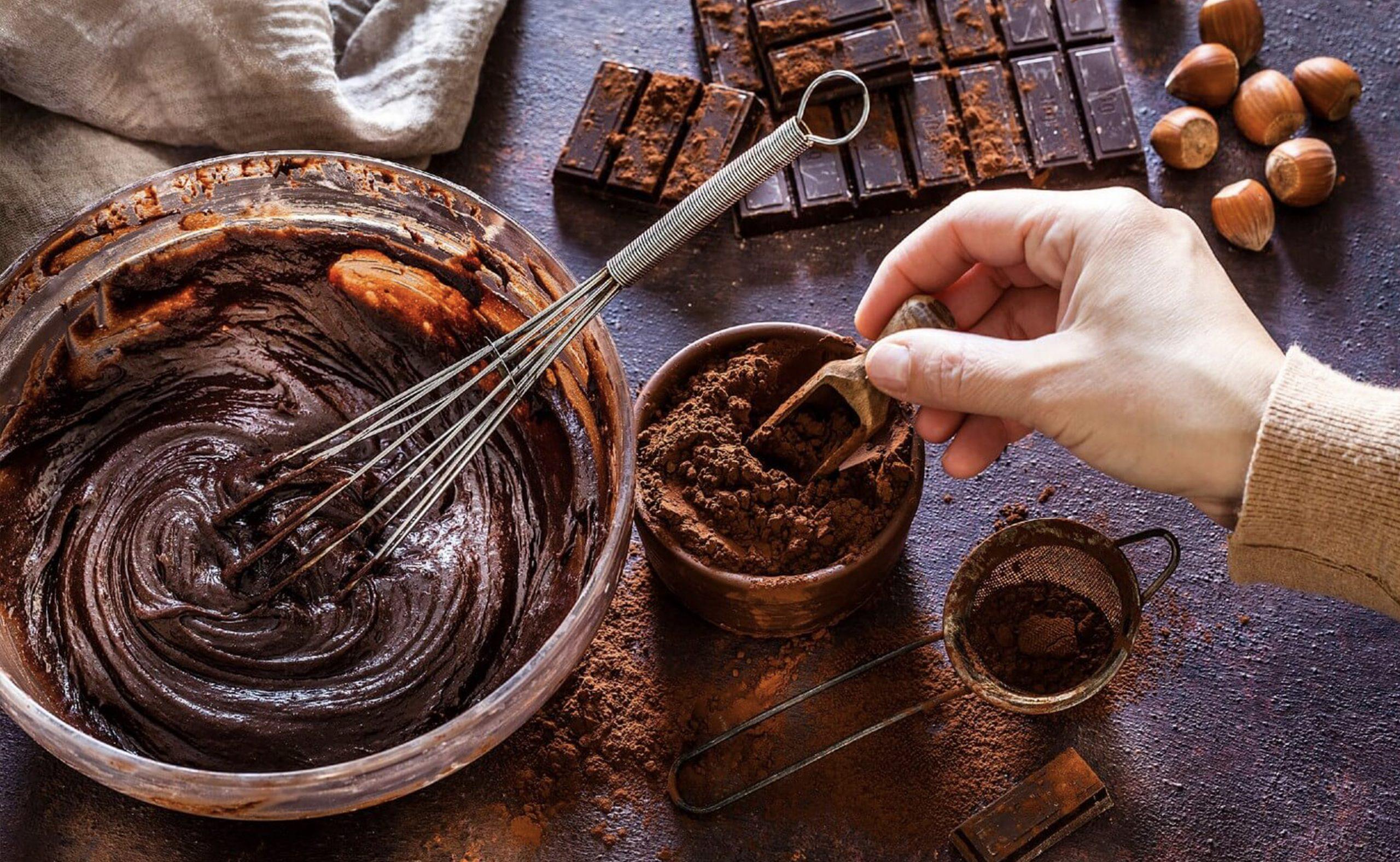 csokoládé workshop